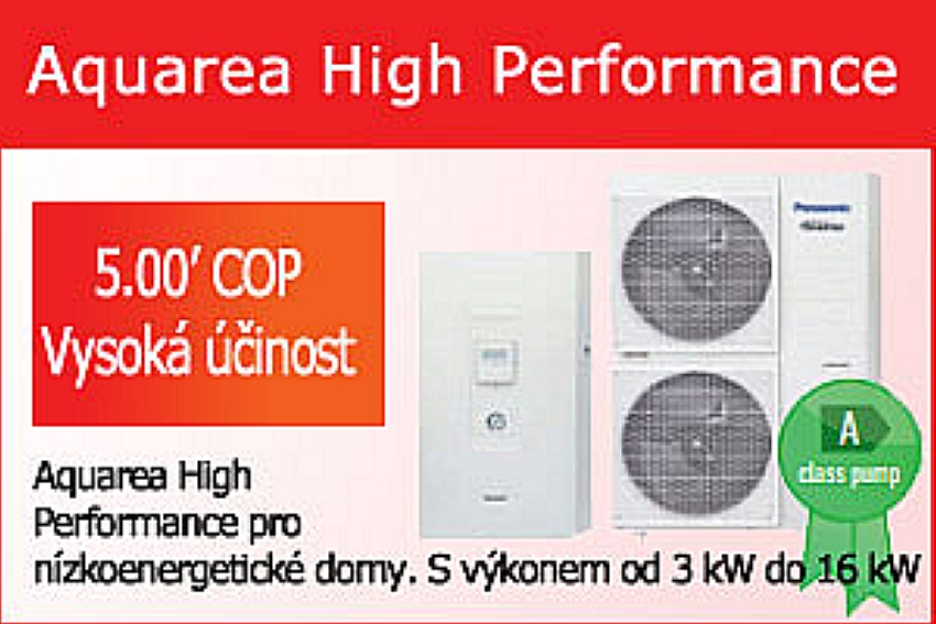 Aquarea High Performance